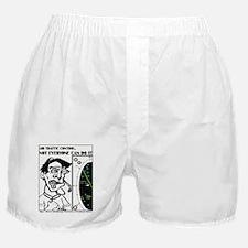 Funny Traffic Boxer Shorts