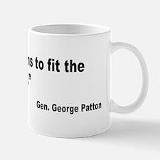 Patton Planning Quote Mug