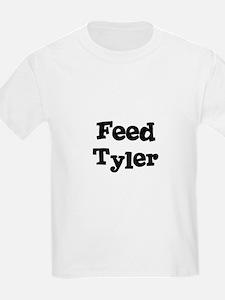 Feed Tyler Kids T-Shirt