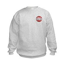 Hello My Name is Huggy Bear Sweatshirt