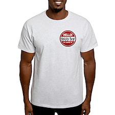 Hello My Name is Huggy Bear T-Shirt