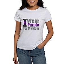 PurpleRibbon Mom Tee