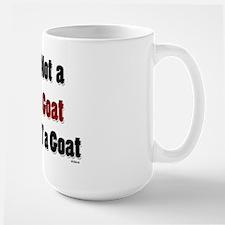 Just a Goat Large Mug