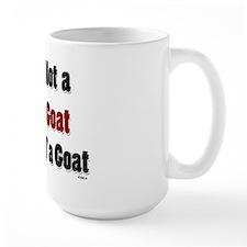 Just a Goat Mug
