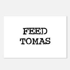 Feed Tomas Postcards (Package of 8)