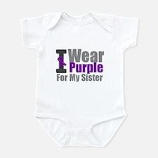 PR Sister Infant Bodysuit
