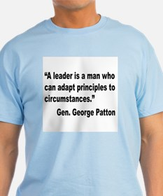 Patton Leader Quote T-Shirt