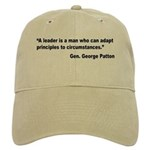 Patton Leader Quote Cap