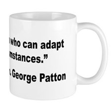 Patton Leader Quote Mug