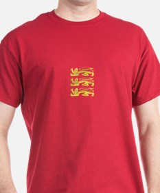 Three Lions T-Shirt