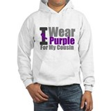 Cystic fibrosis Hooded Sweatshirt