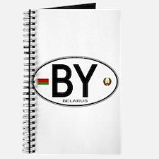 Belarus Euro Oval Journal