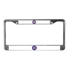 MOD Target England License Plate Frame