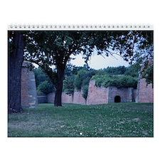 The Terezin Former Concentrat Wall Calendar
