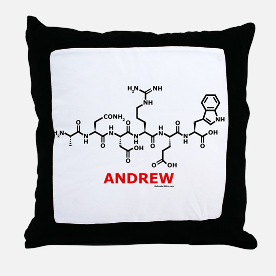 ANDREW Throw Pillow