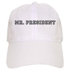 MR. PRESIDENT Baseball Cap