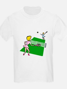 Tennis Match T-Shirt
