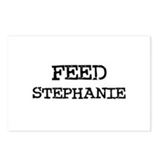 Feed Stephanie Postcards (Package of 8)