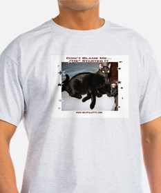 He Started It T-Shirt