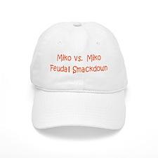 Miko Vs Miko Feudal Sm. Baseball Cap