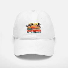 California Beaches Sunset Baseball Baseball Cap