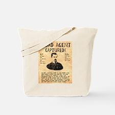 Black Bart Tote Bag