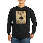 Black Bart Long Sleeve Dark T-Shirt