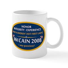 McCain & A Smokin' Hot 1st Lady Mug