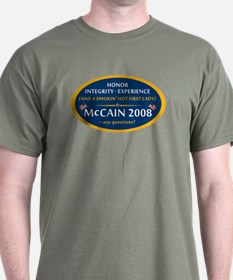 McCain & A Smokin' Hot 1st Lady T-Shirt