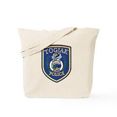 Togiak Police Tote Bag