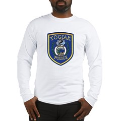 Togiak Police Long Sleeve T-Shirt