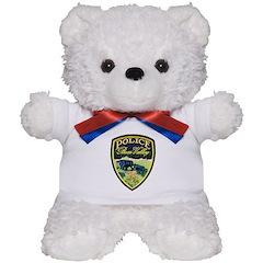 Bear Valley Police Teddy Bear