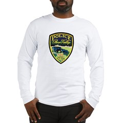 Bear Valley Police Long Sleeve T-Shirt