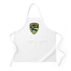 Bear Valley Police BBQ Apron