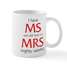 MS humor for him Mug