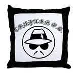 Compton O.G. Throw Pillow