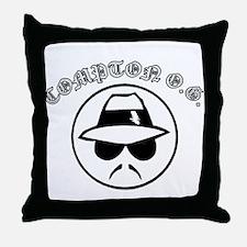 Compton O.G. Throw Pillow