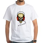 hard rock White T-Shirt