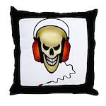 hard rock Throw Pillow