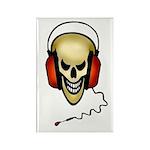hard rock Rectangle Magnet (100 pack)