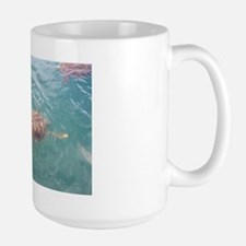 Greetings from Grand Cayman Large Mug