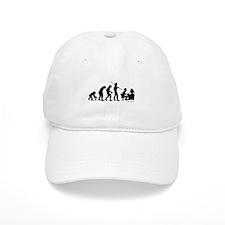 Computer Evolution Baseball Cap
