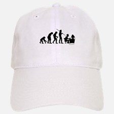 Computer Evolution Cap