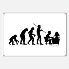 Computer Evolution Banner