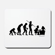 Computer Evolution Mousepad