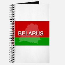 Belarus Flag + Journal