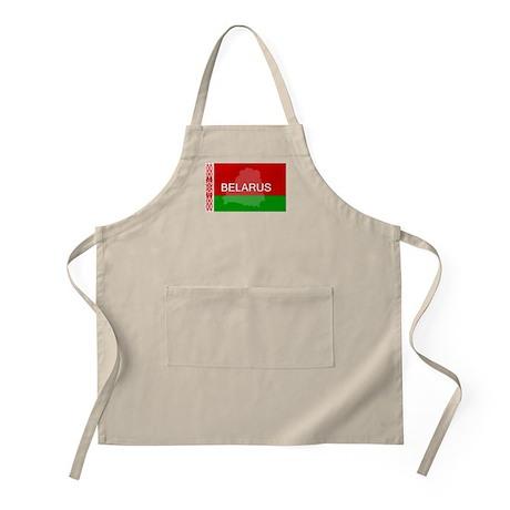 Belarus Flag + BBQ Apron