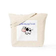 Moo-mmy Tote Bag