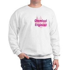 Pink Chemical Engineer Sweatshirt