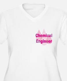 Pink Chemical Engineer T-Shirt